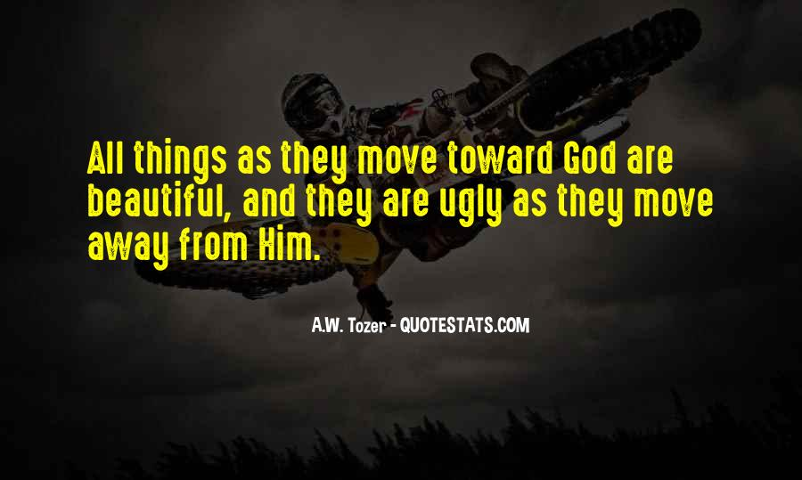 Tozer Holiness Quotes #73975