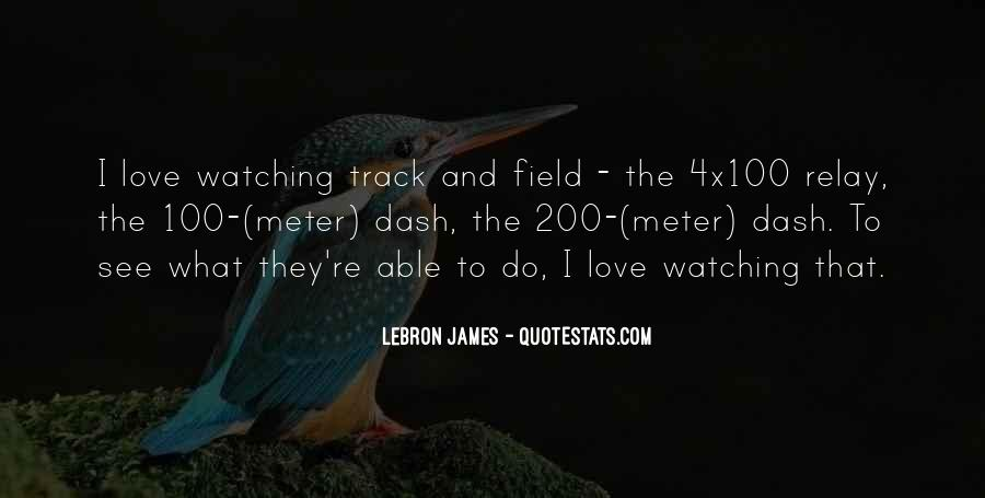 Track Relay Quotes #837100