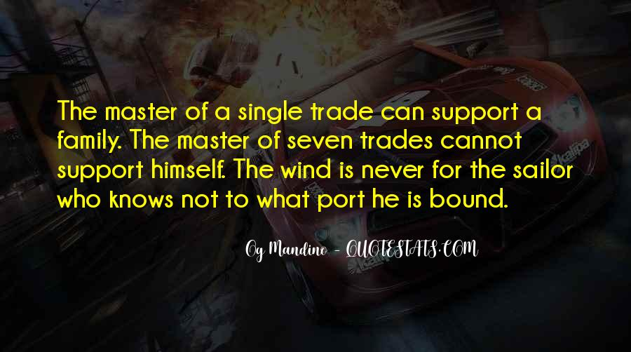 Trade Wind Quotes #1872817