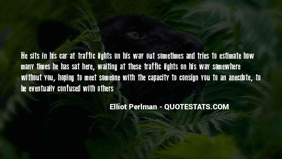 Traffic Lights Quotes #1008002