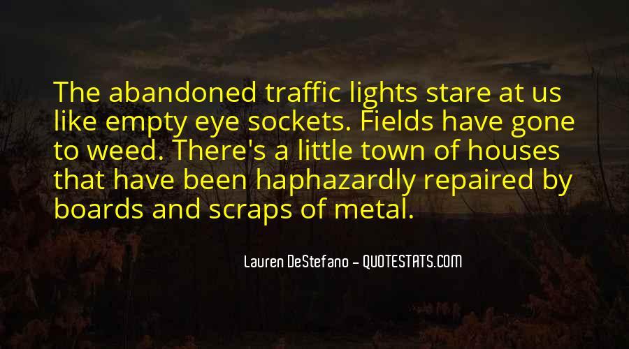 Traffic Lights Quotes #1061365