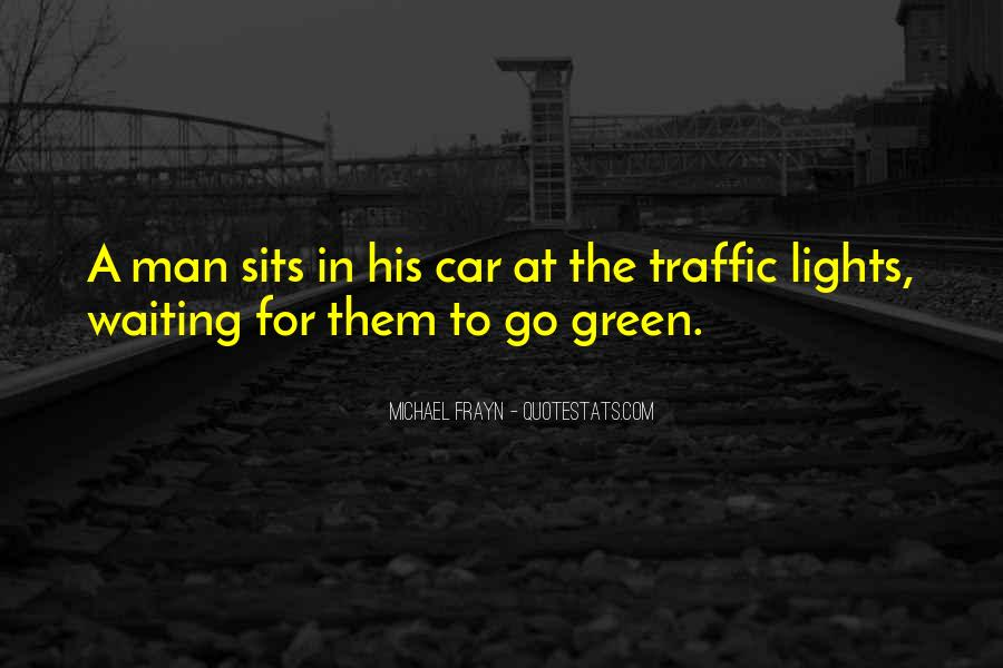 Traffic Lights Quotes #1341197