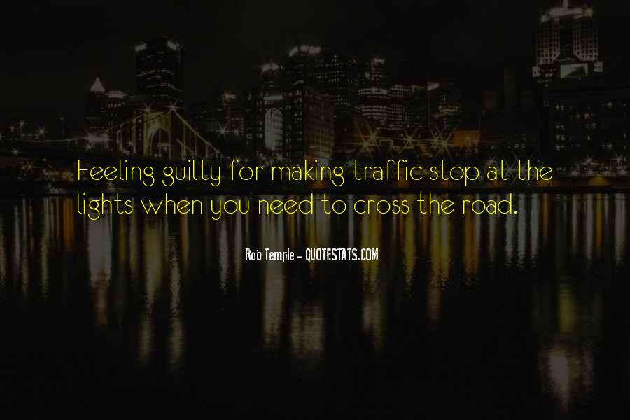Traffic Lights Quotes #1567609