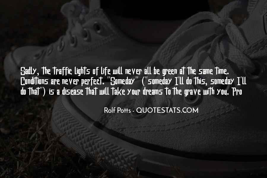 Traffic Lights Quotes #168172