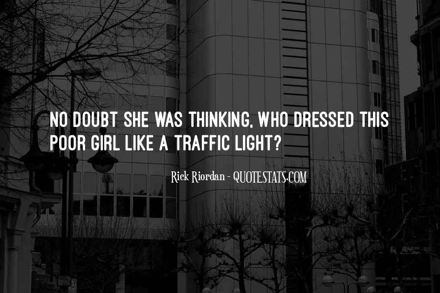 Traffic Lights Quotes #511504