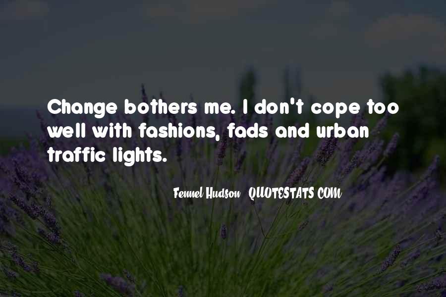 Traffic Lights Quotes #77624