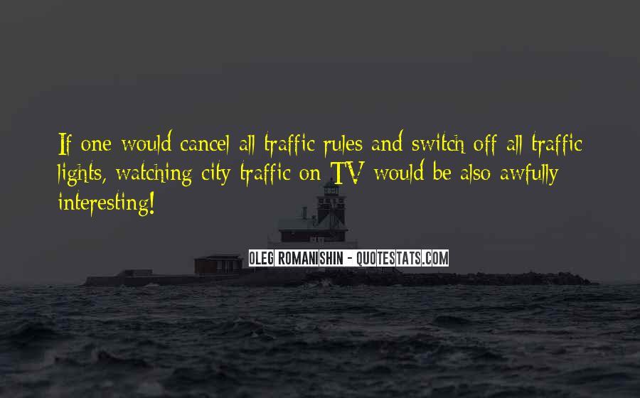 Traffic Lights Quotes #880915