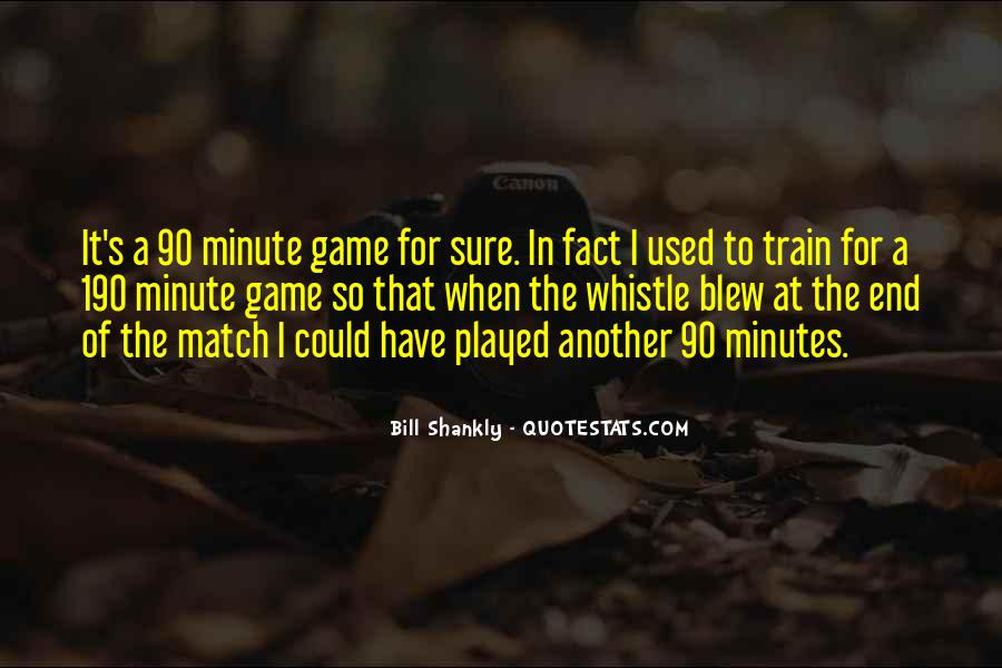 Train Whistle Quotes #385929