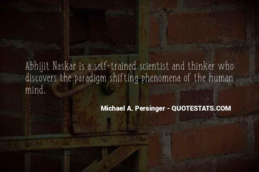 Trained Mind Quotes #1152164