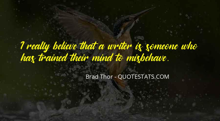 Trained Mind Quotes #1381261