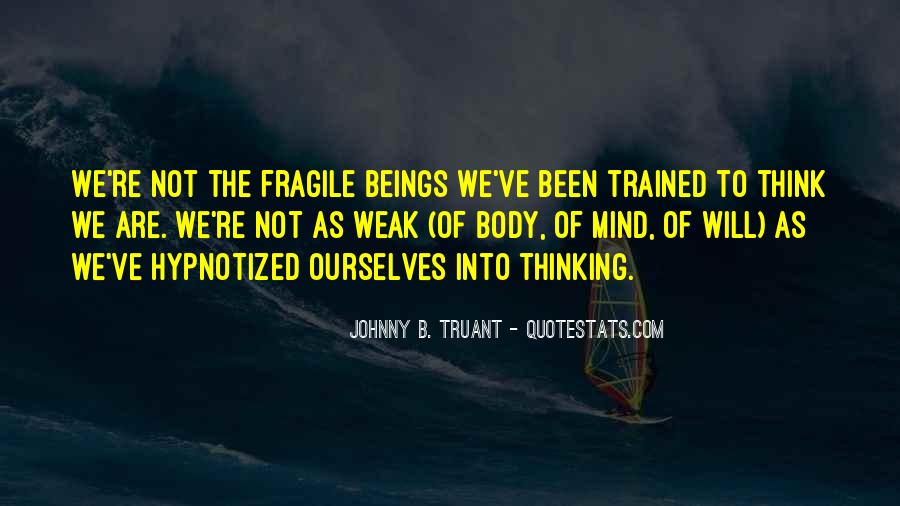 Trained Mind Quotes #152829