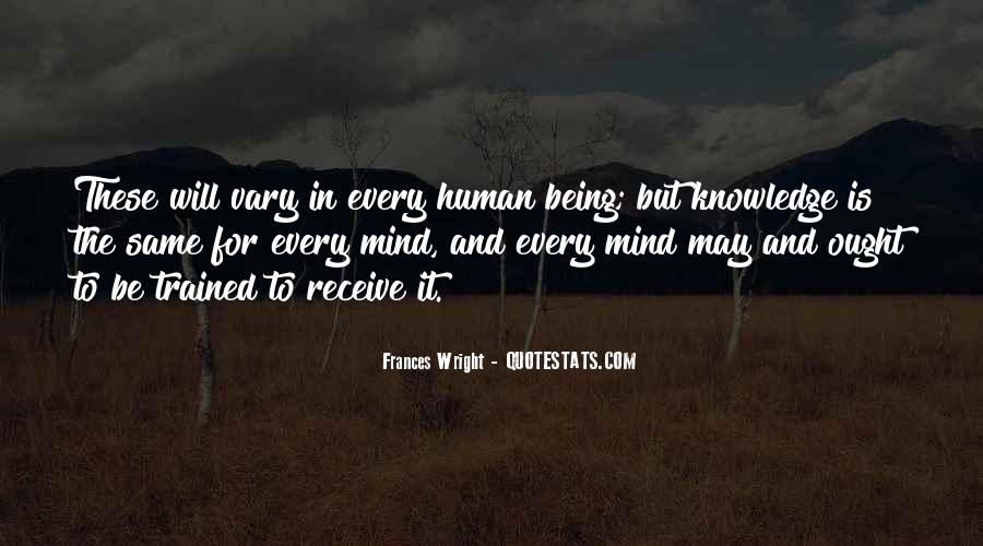 Trained Mind Quotes #1850394