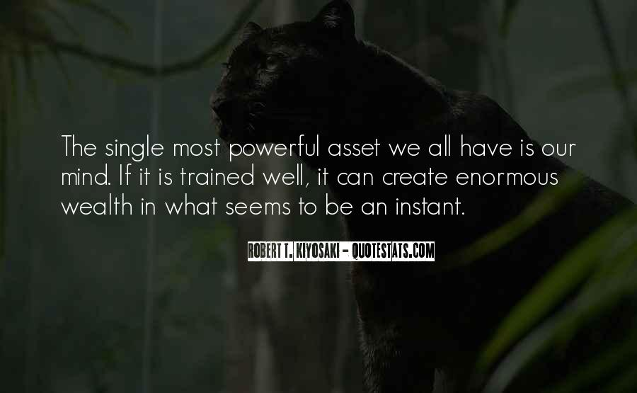 Trained Mind Quotes #293730