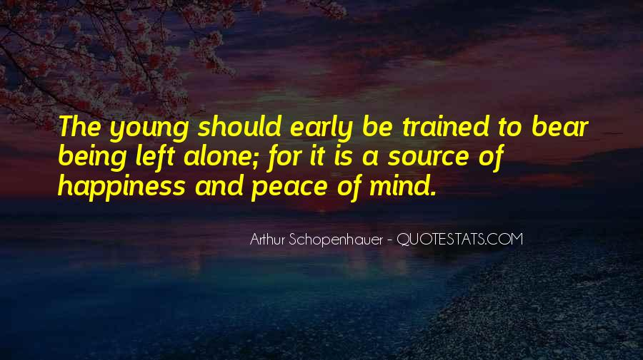 Trained Mind Quotes #794407