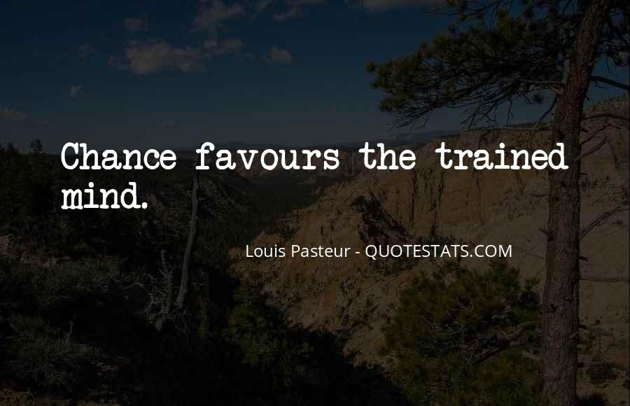 Trained Mind Quotes #926024
