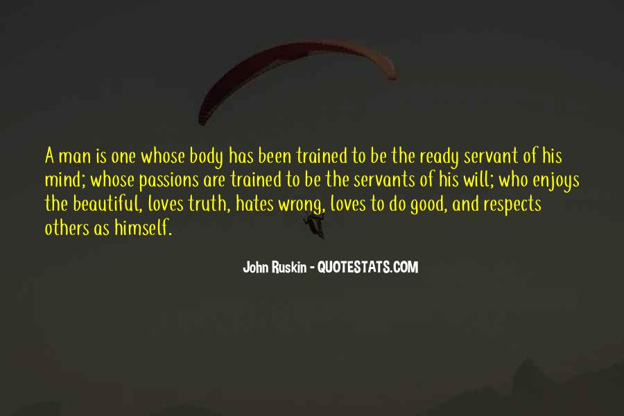 Trained Mind Quotes #934751