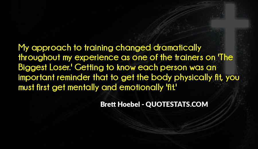Training The Trainers Quotes #1202094