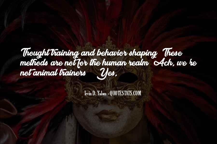 Training The Trainers Quotes #683269