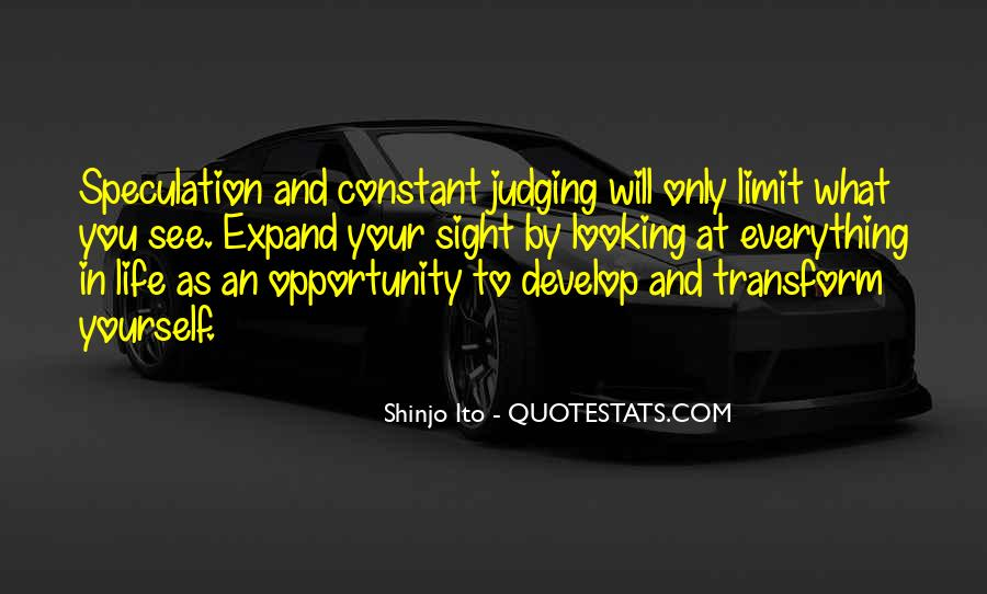 Transform Your Life Quotes #1298946