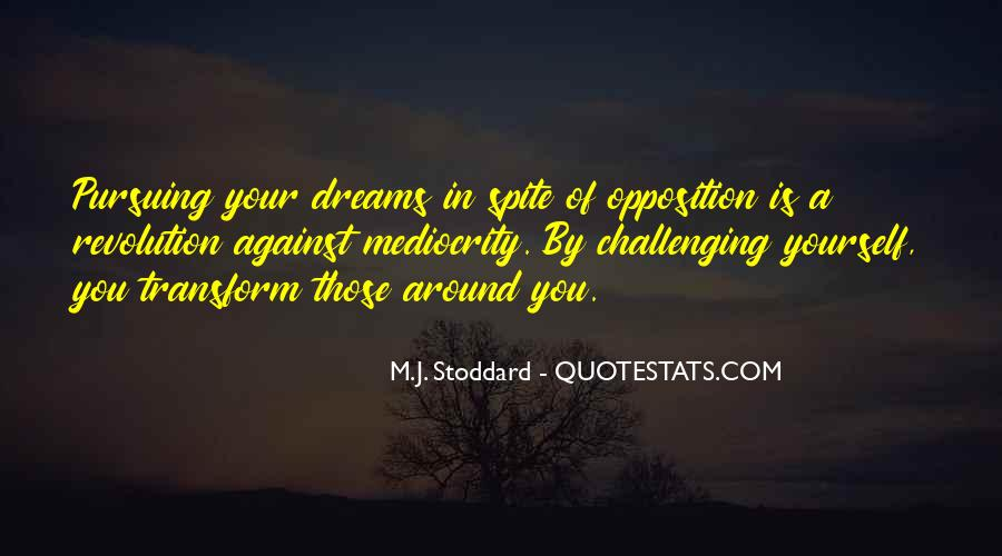 Transform Your Life Quotes #1392720