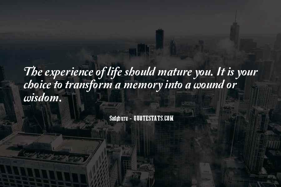 Transform Your Life Quotes #1614041