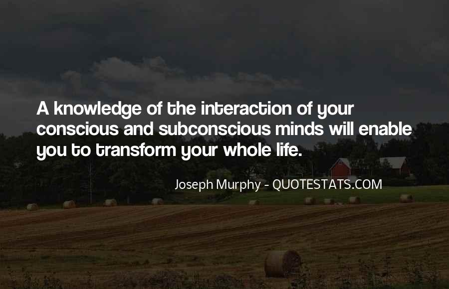 Transform Your Life Quotes #1675733