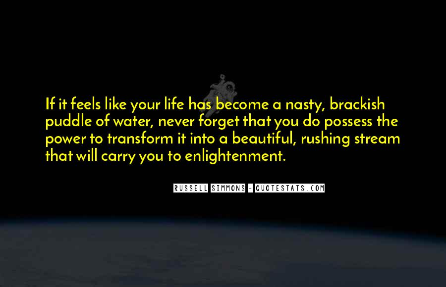Transform Your Life Quotes #1731822