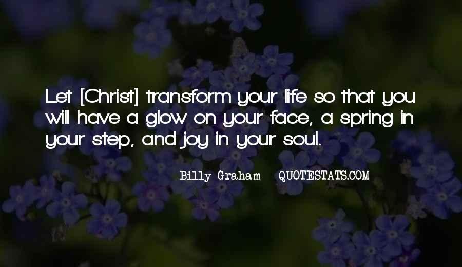 Transform Your Life Quotes #1754999