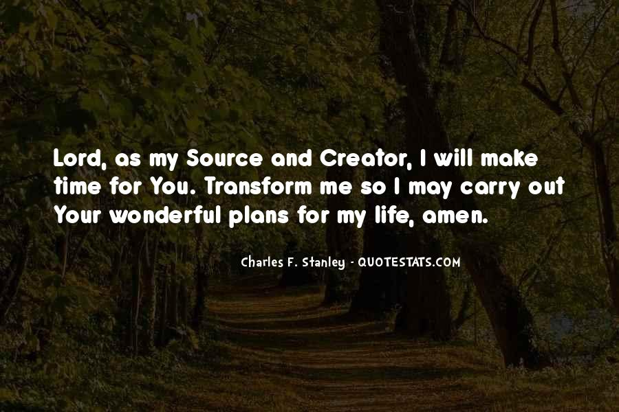 Transform Your Life Quotes #216595