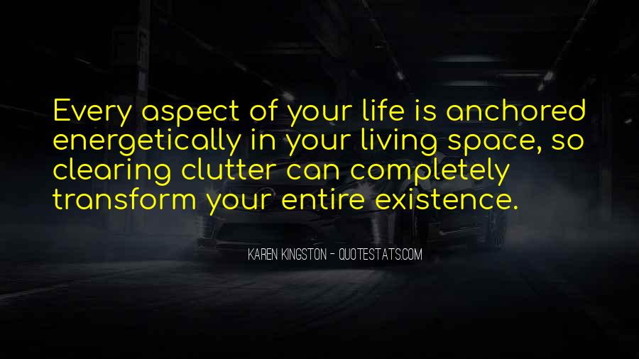 Transform Your Life Quotes #622944