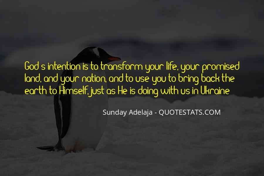 Transform Your Life Quotes #944224