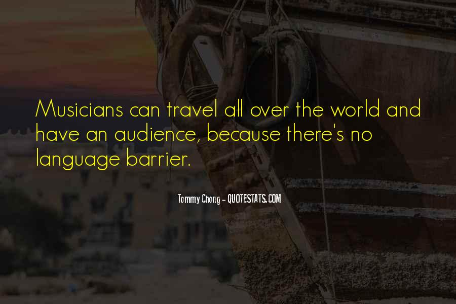 Travel The Whole World Quotes #108675