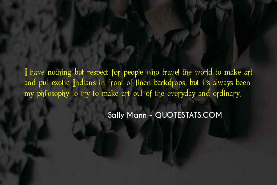 Travel The Whole World Quotes #111045