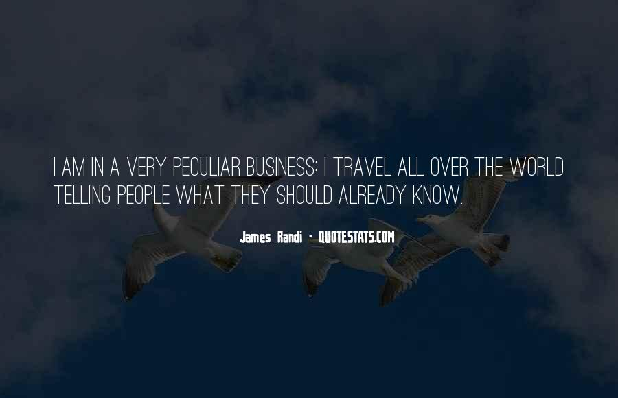 Travel The Whole World Quotes #116122