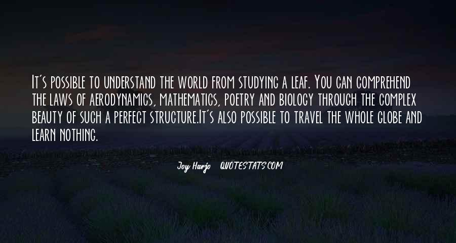 Travel The Whole World Quotes #1205066