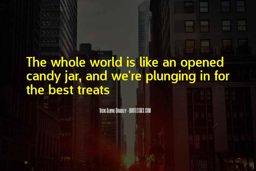 Travel The Whole World Quotes #1230807
