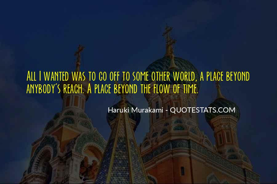 Travel The Whole World Quotes #12663