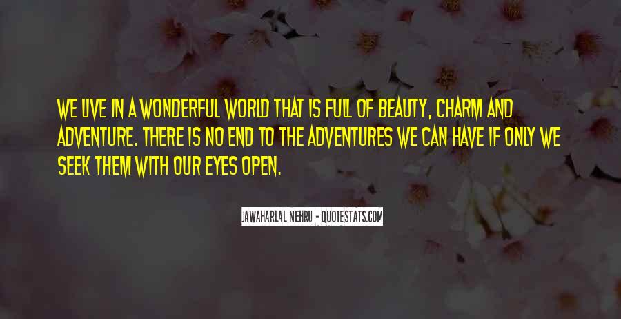 Travel The Whole World Quotes #25729