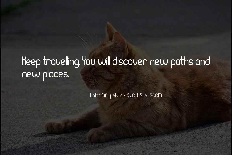 Travel The Whole World Quotes #32186