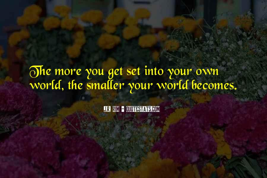 Travel The Whole World Quotes #80909