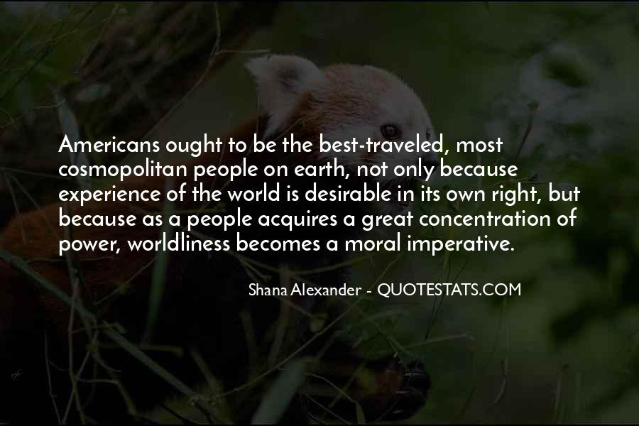 Travel The Whole World Quotes #86618