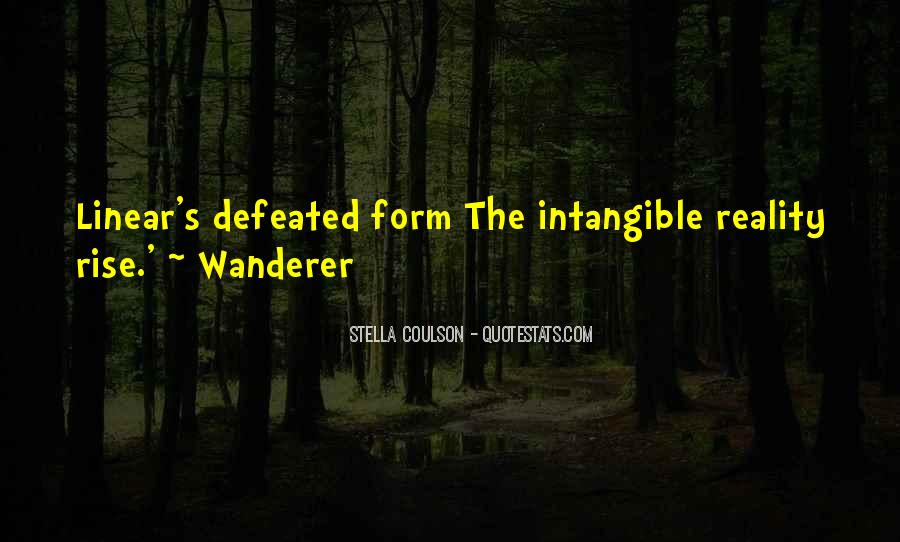 Travel Wanderer Quotes #10675