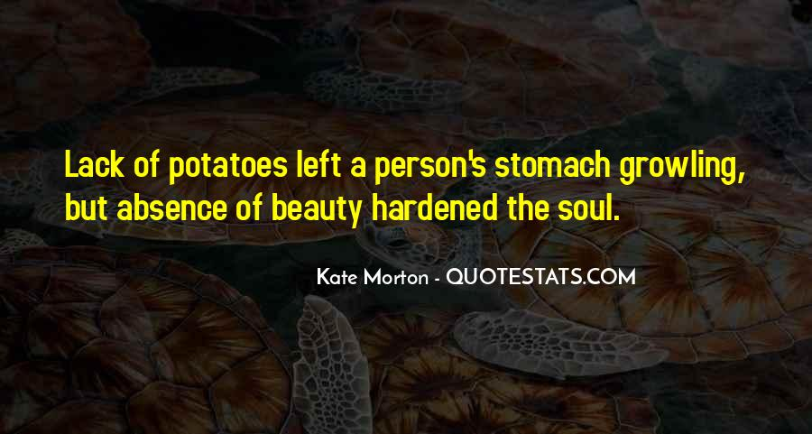 Quotes About Absence Of A Person #1433517