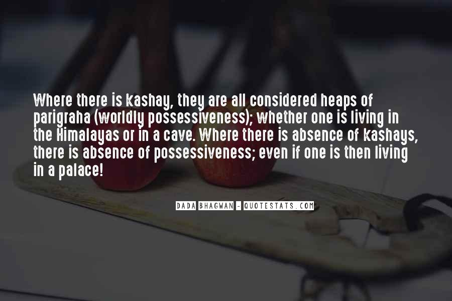 Quotes About Absence Of A Person #1772234