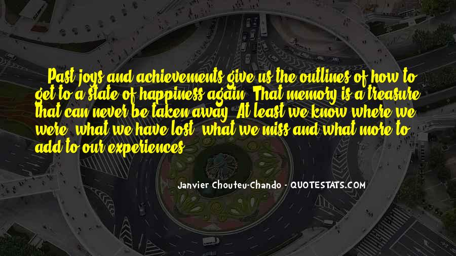 Treasure Those You Love Quotes #136176
