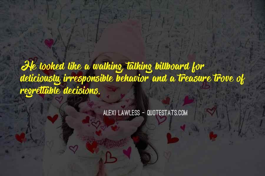 Treasure Those You Love Quotes #165290