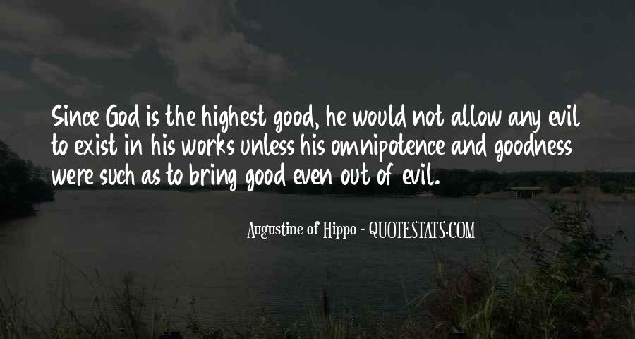 Quotes About Augustine Evil #1830388