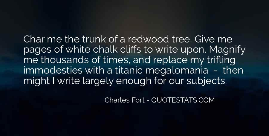 Tree Fort Quotes #43204