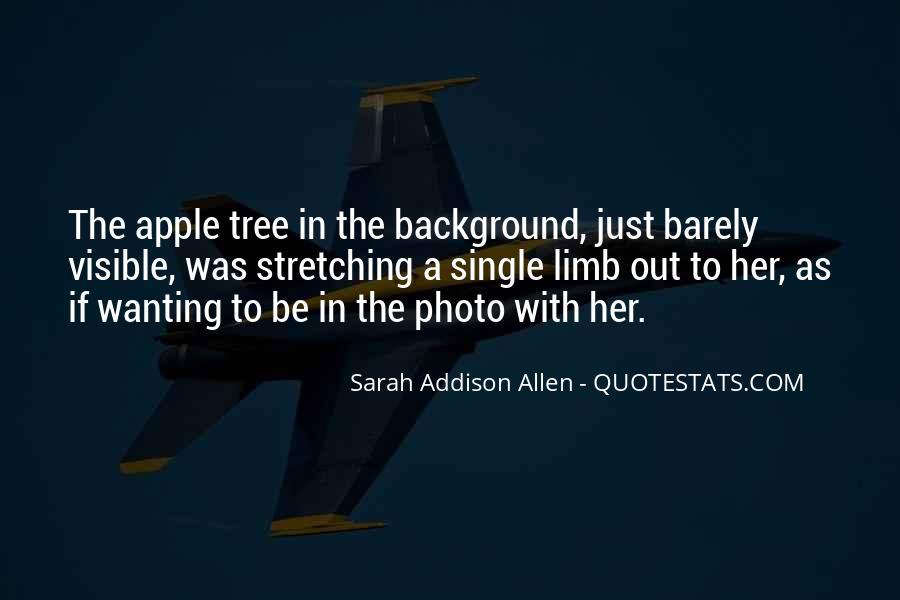 Tree Limb Quotes #1160663