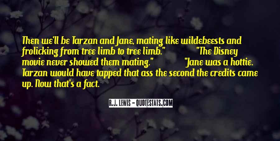 Tree Limb Quotes #1269134